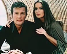 Roger Moore & Barbara Bach - The Spy Who Loved Me