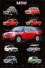 Mini Cooper Evolution
