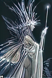 Brian Froud The Faery of Transformation Poster