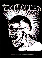 The Exploited - Punk Skull