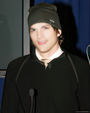 Ashton Kutcher Photograph